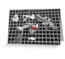 The Grate Greeting Card