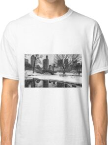 Winter Fun at the Gapstow Classic T-Shirt