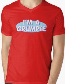 I'm a Grumpie Mens V-Neck T-Shirt
