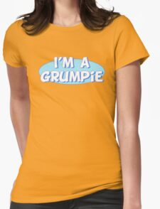 I'm a Grumpie Womens Fitted T-Shirt