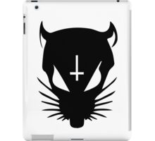 black ZEF rat iPad Case/Skin
