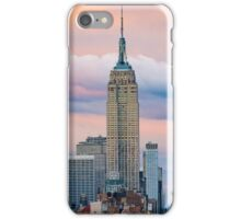 Empire State Cotton Candy iPhone Case/Skin