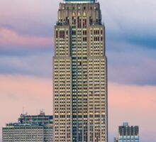 Empire State Cotton Candy Sticker