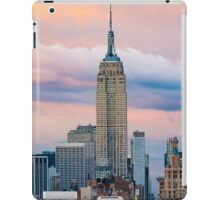 Empire State Cotton Candy iPad Case/Skin