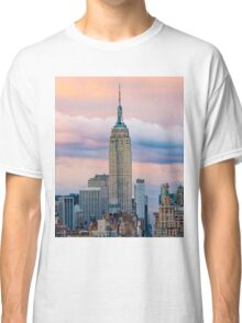Empire State Cotton Candy Classic T-Shirt