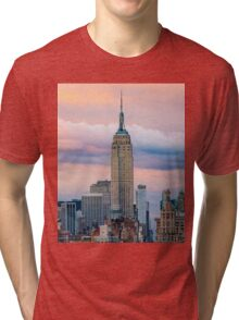 Empire State Cotton Candy Tri-blend T-Shirt