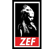 Zef Queen Photographic Print