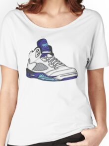 Shoes Grapes (Kicks) Women's Relaxed Fit T-Shirt
