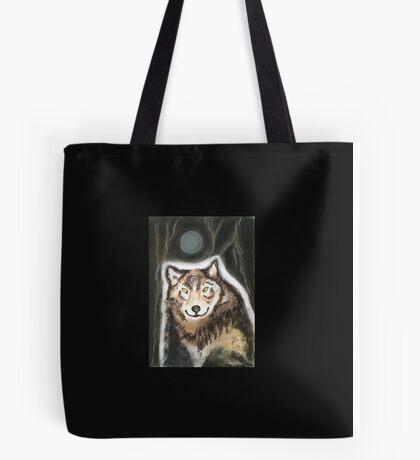Protector ~ Wold Medicine  Tote Bag