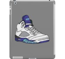 Shoes Grapes (Kicks) iPad Case/Skin