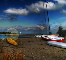 Lets go Sailing at Towd Point by laurie13