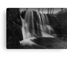 """Glen Falls"" Canvas Print"