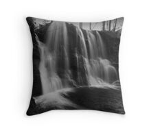 """Glen Falls"" Throw Pillow"