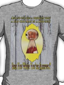 The Peeping-Tom Song T-Shirt