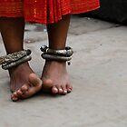 dancing feet by RandomThawts