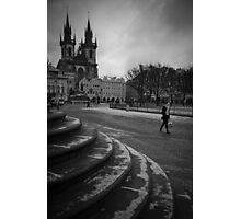 leave behind your memories Photographic Print
