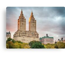 San Remo After Rain Canvas Print
