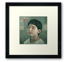The Lost Prince Framed Print