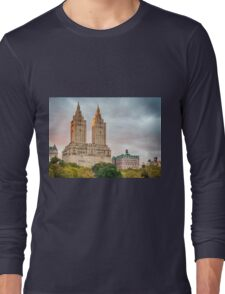 San Remo After Rain Long Sleeve T-Shirt