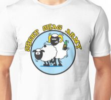Sheep Shag Army Unisex T-Shirt