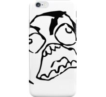 DAFUQ TROLLS iPhone Case/Skin