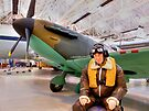 James May`s 1:1 Airfix Spitfire by Colin J Williams Photography