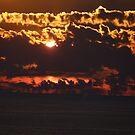 The Fascination Of The Setting Sun - La Fascinación Del Sol Poniente by Bernhard Matejka