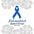 Reichenbach Support - for Sherlock fans iPhone Case by Sarah-L-Barker