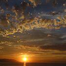 The Fascination Of The Setting Sun III - La Fascinación Del Sol Poniente by Bernhard Matejka