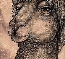 The Alpaca by Lynnette Shelley