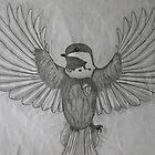 Bird Heart by Arielle Hall