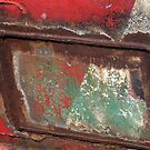 Rust on an old Boat at Saldanha Bay by Marie Theron