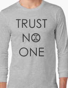 Trust No One (2) T-Shirt