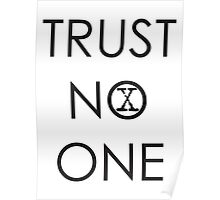Trust No One (2) Poster