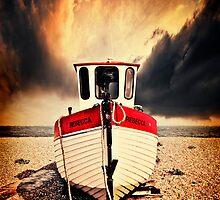 fishing boat rebecca by meirionmatthias