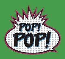 Pop! Pop! Kids Clothes