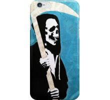 Reaper in the Pages iPhone Case/Skin