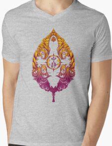Serenity Victoriana - Color Mens V-Neck T-Shirt