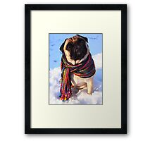 Fashion Statement Framed Print