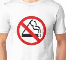 No Pie Sign Unisex T-Shirt