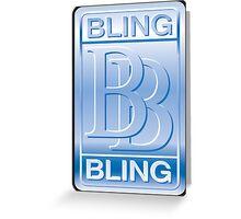 Bling Bling Greeting Card