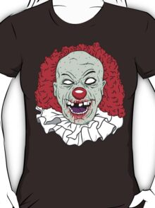 Zombie clown T-Shirt