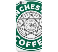 Winchesters Coffee iPhone Case/Skin