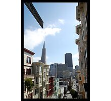 Peter Macchiarini Steps - San Francisco, CA Photographic Print
