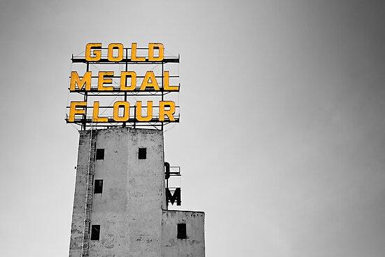 Gold Medal by Jeff Stubblefield