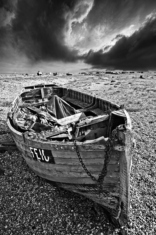 dungeness decay by meirionmatthias