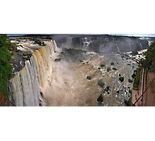 Iguazu Overview Photographic Print
