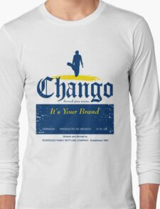 Chango Beer Long Sleeve T-Shirt