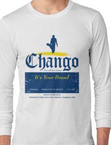Chango Beer Long Sleeve T-Shirt