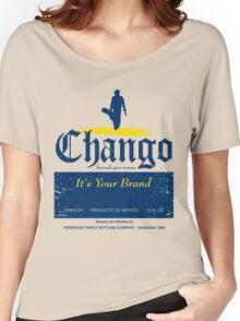 Chango Beer Women's Relaxed Fit T-Shirt